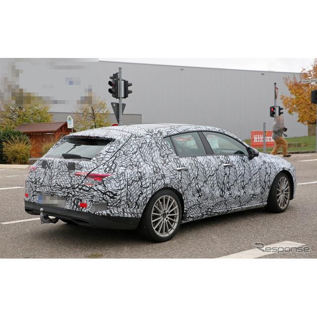 生産中止がささやかれていた、メルセデスベンツのスタイリッシュワゴン『CLAシューティングブレーク』。し...