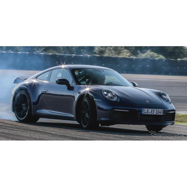 ◆ロサンゼルスモーターショー2018で発表か  ポルシェは11月5日、『911』(Porsche 911)シリーズの次期...