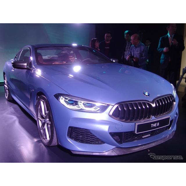 ビー・エム・ダブリュー(BMWジャパン)は20年ぶりの復活となる新型8シリーズクーペ『M850i xDrive』(BMW ...