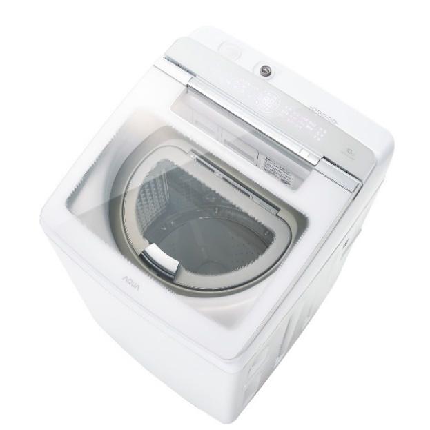 AQUA「タテ型洗濯乾燥機」