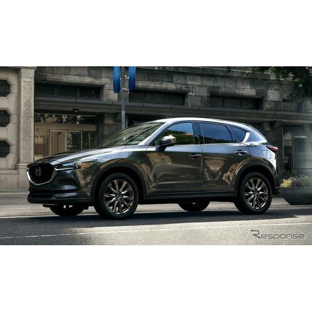 マツダの米国部門、北米マツダは11月9日、『CX-5』(Mazda CX-5)の2019年モデルを発表した。  現行CX-5...