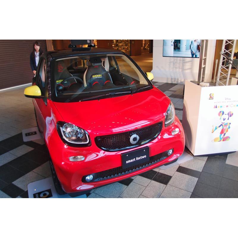 メルセデス・ベンツ日本は2018年11月15日、「スマート・フォーツー」の特別仕様車「スマート・フォーツー ...