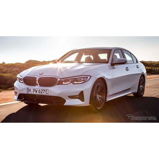 BMWは11月15日、新型『3シリーズセダン』(BMW 3 Series Sedan)に2019年夏、追加設定するプラグインハイブ...