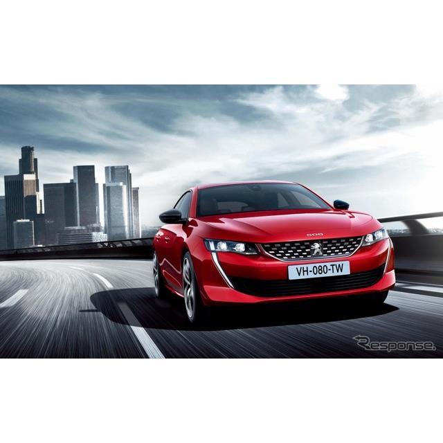 プジョー・シトロエン・ジャポンは、プジョーのフラッグシップサルーン新型『508』(Peugeot 508)を11月19...