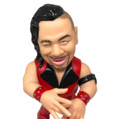 「16dソフビコレクション004 WWE 中邑真輔」