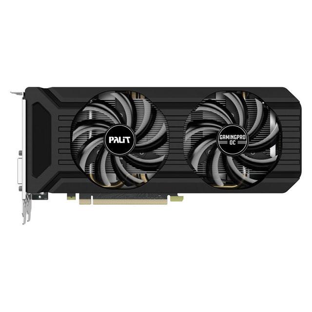 GeForce GTX 1060 GamingPro OC+ NEB1060U15J9-1045D