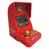 「クリスマス限定版(NEOGEO mini Christmas Limited Edition)」