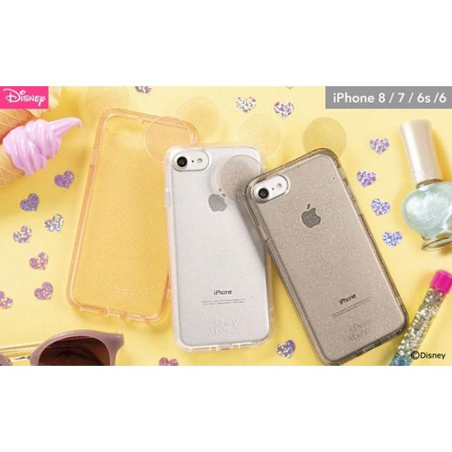 iPhone8/7/6s/6専用 ディズニーキャラクター キラキラTPUケース
