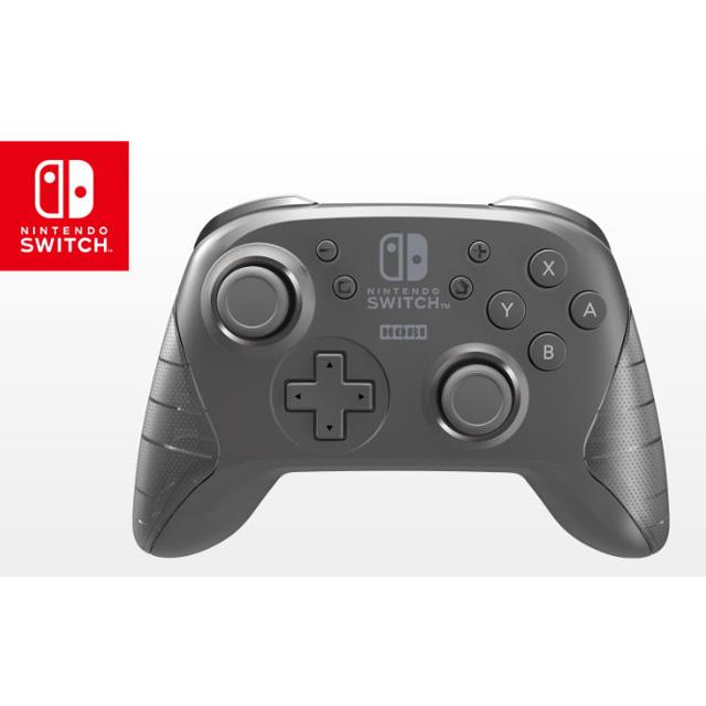 「ワイヤレスホリパッド for Nintendo Switch NSW-077」