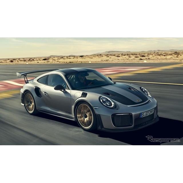 ポルシェ 911 GT2 RS 新型 クラブスポーツパッケージ
