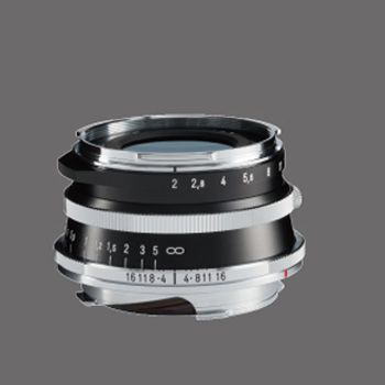 「ULTRON Vintage Line 35mm F2 Aspherical VM」