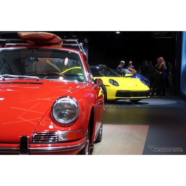 世界中に数多くのファンがいるポルシェのなかでも、中心的な存在といえる『911』(Porsche 911)。ロサンゼ...