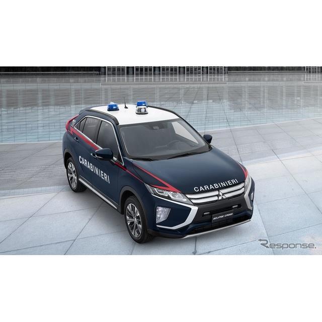 三菱自動車の欧州部門は11月30日、新型SUVの『エクリプスクロス』(Mitsubishi Eclipse Cross)がイタリア...