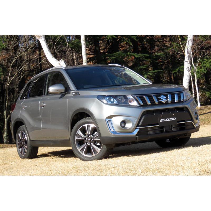 スズキは2018年12月3日、SUV「エスクード」に一部改良を実施し、同年12月21日に発売すると発表した。  フ...