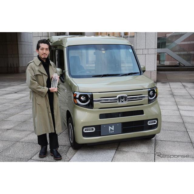 日本流行色協会(JAFCA)が毎年、最も魅力的な車両のカラーデザインを選ぶ「オートカラーアウォード」。201...