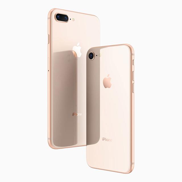 「iPhone 8」および「iPhone 8 Plus」