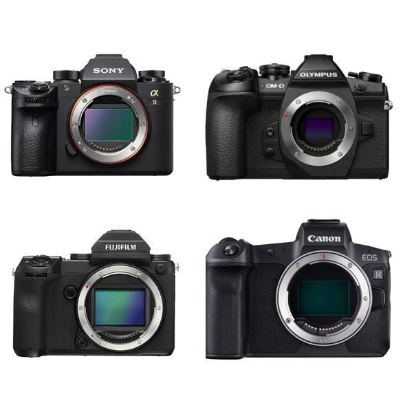カメラ&レンズをお得に買う!冬キャッシュバックまとめ