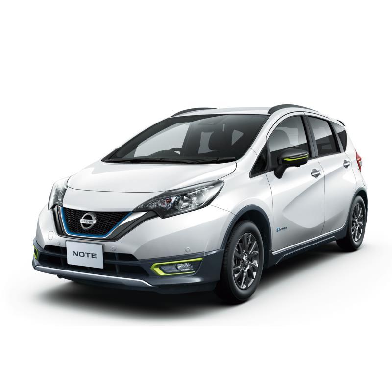 日産自動車は2018年12月10日、コンパクトカー「ノート」に特別仕様車「C-Gear Limited(シーギア リミテッ...