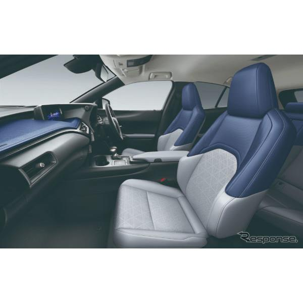 トヨタ紡織は、運転のしやすさと快適性を追求した同社製シートが、レクサスが12月に発売した新型車『UX』に...