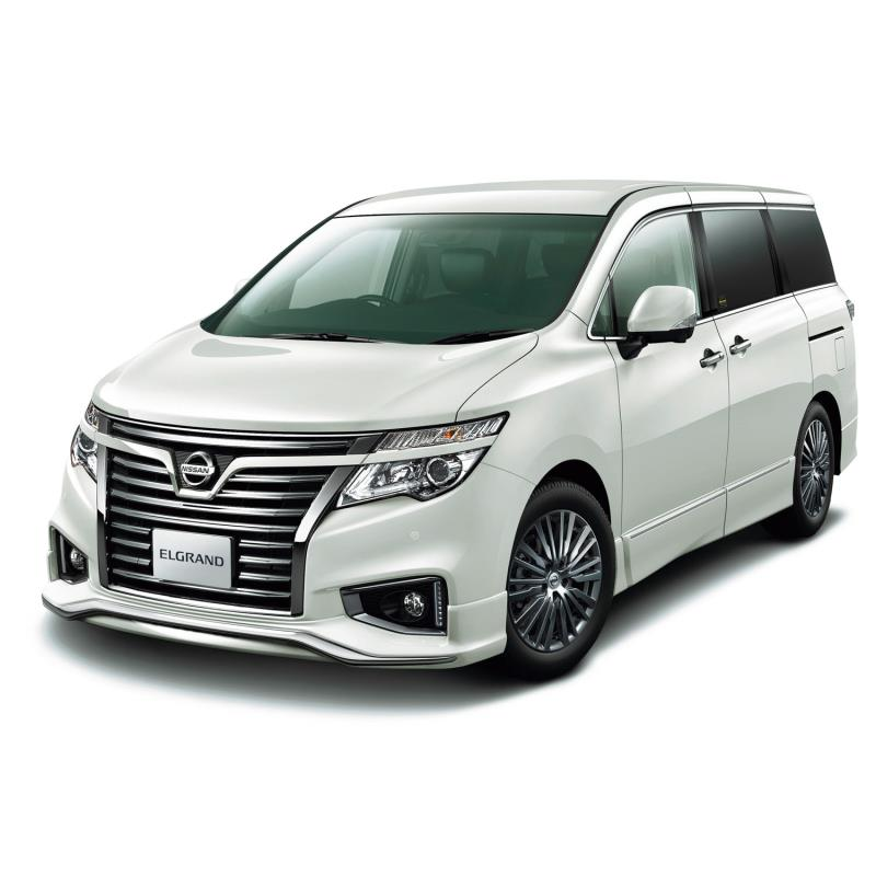 日産自動車は2018年12月13日、ミニバン「エルグランド」の仕様を一部変更し、販売を開始した。  今回の仕...