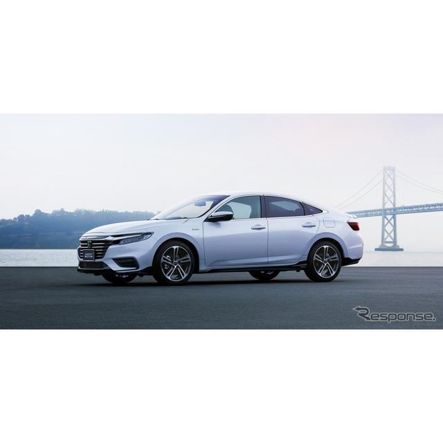 ホンダアクセスは、新型ハイブリッド車『インサイト』の発売に伴い、12月14日より各種純正アクセサリーを全...