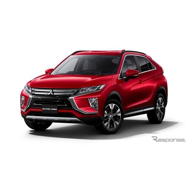 三菱自動車は、クロスオーバーSUV『エクリプスクロス』を一部改良し、12月13日より販売を開始した。  今...