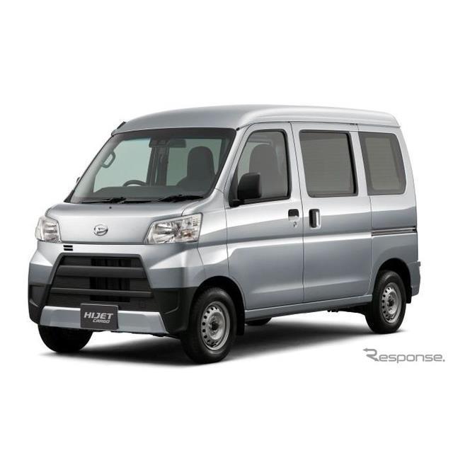 ダイハツ ハイゼット カーゴ デラックス SA III(MT車)