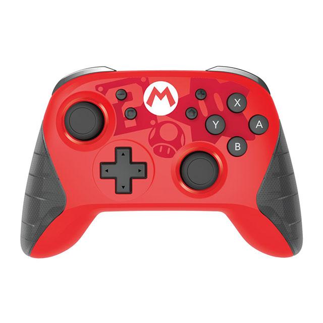 ワイヤレスホリパッド for Nintendo Switch スーパーマリオ NSW-104