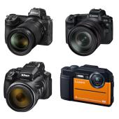2018年の「歴史的カメラ」4機種