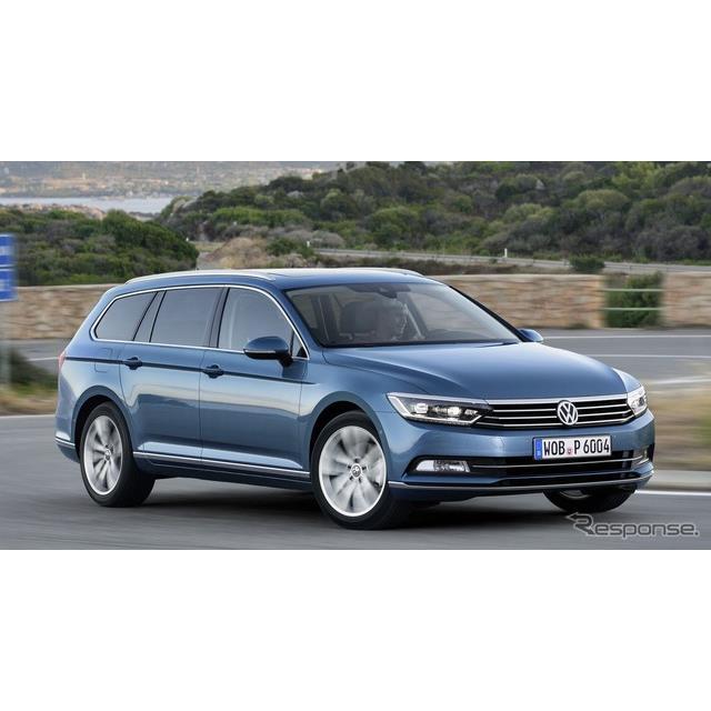 フォルクスワーゲンは12月18日、改良新型『パサート』(Volkswagen Passat)を2019年1月、欧州で発表すると...