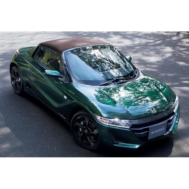 本田技研工業は2018年12月20日、軽規格のオープンスポーツカー「S660」に特別仕様車「Trad Leather Edition...