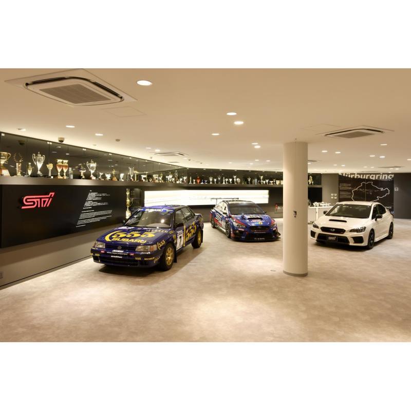 スバルのモータースポーツ統括会社であるスバルテクニカインターナショナルは2018年12月27日、STIギャラリ...