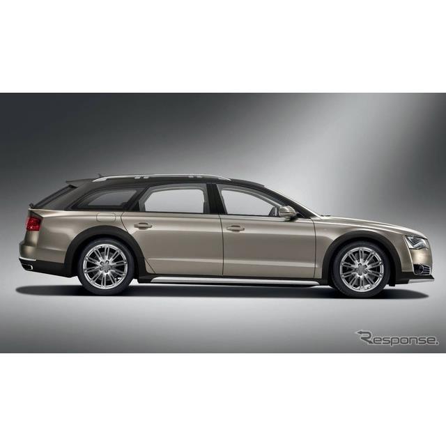 イタリアのコーチビルダー、カスターニャは、アウディ『A8』(Audi A8)をベースにしたシューティングブレ...