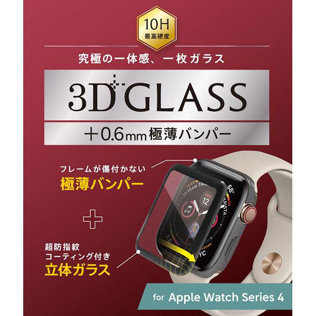 保護ガラスプロテクター+バンパーケース