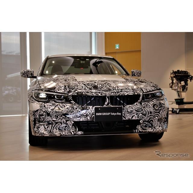 BMWの基幹車種、新型『3シリーズ』の発売が目前に控えた日本市場。本国からの期待が大きく、その開発拠点の...