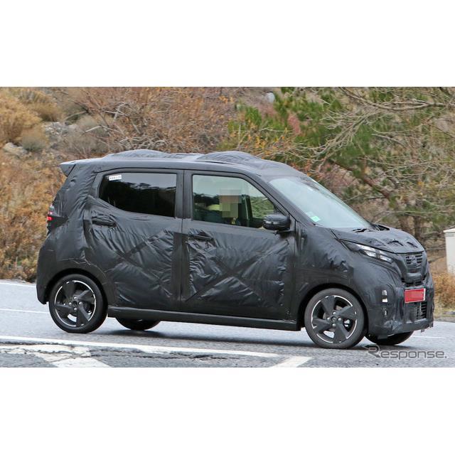 日産と三菱の合併会社「NMKV」が開発し、兄弟モデルとして発売されている軽自動車『デイズ』『デイズハイウ...