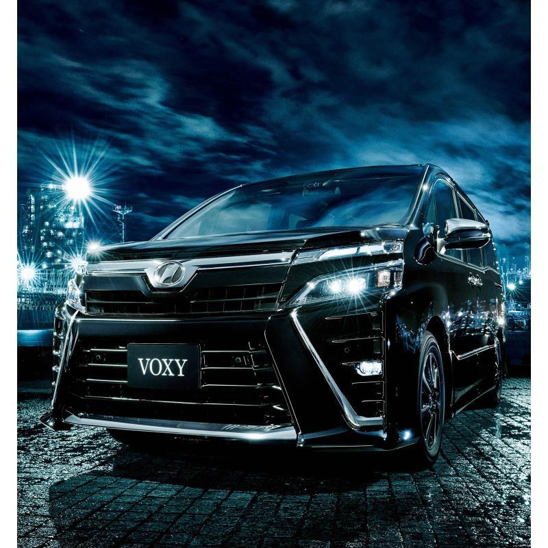 トヨタ自動車は2019年1月7日、ミニバンの「ヴォクシー」「ノア」「エスクァイア」を一部改良し、同日に販売...