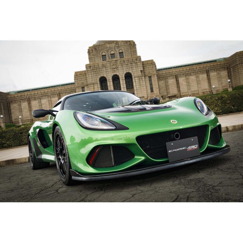ロータス車の正規輸入元であるエルシーアイは2019年1月11日、「ロータス・エキシージ」のハイパフォーマン...