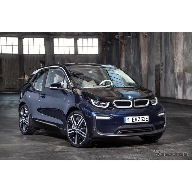 BMWグループ(BMW Group)は1月10日、2018年の電動車両(EVおよびプラグインハイブリッド車)の世界新車販...