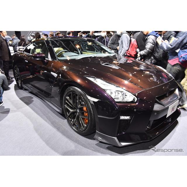2019年1月11日、幕張メッセ(千葉県千葉市)で開幕した「東京オートサロン2019」において、日産自動車は、...