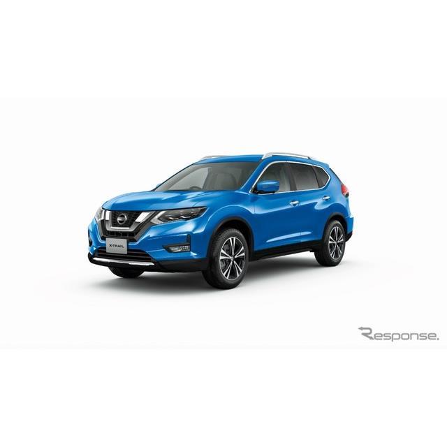 日産自動車は、ミドルサイズSUV『エクストレイル』の一部を仕様向上し、1月28日より発売すると発表した。 ...