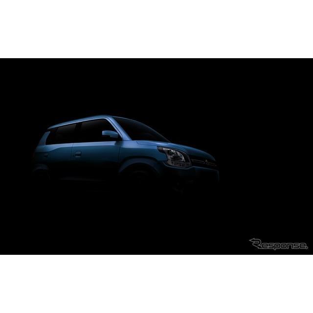 スズキのインド部門、マルチスズキは1月14日、新型『ワゴンR』(Suzuki Wagon R)の予約受注を開始すると発...