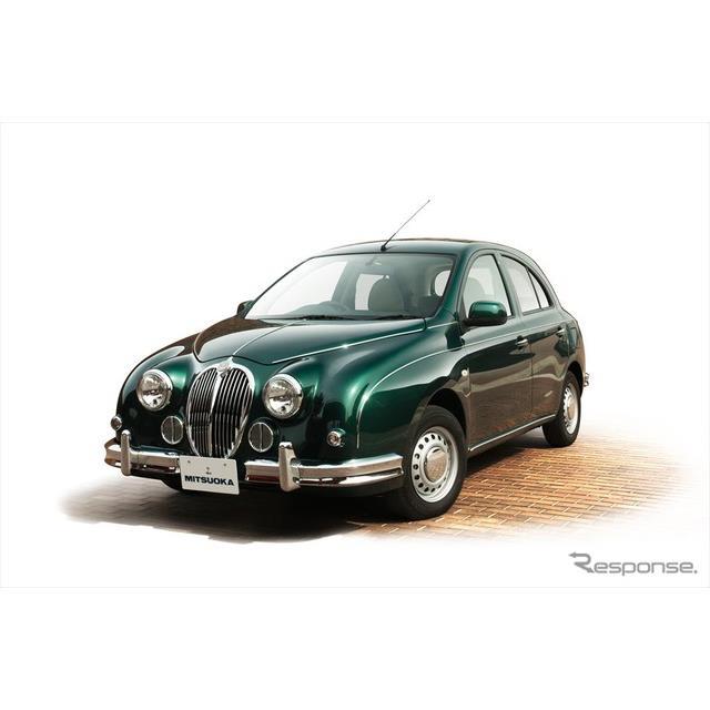光岡自動車は、主力コンパクトモデル『ビュート』および『ビュート なでしこ』をマイナーチェンジし、1月20...