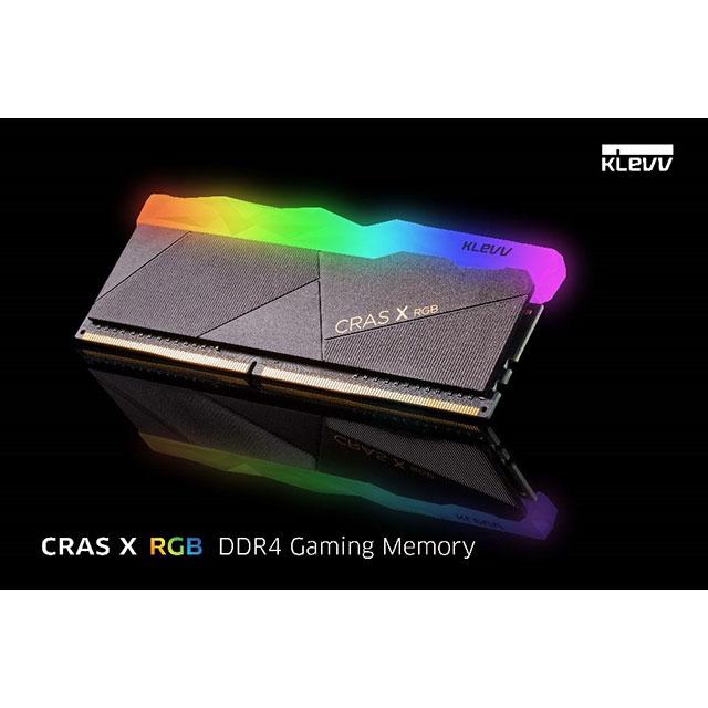 CRAS X RGB DDR4
