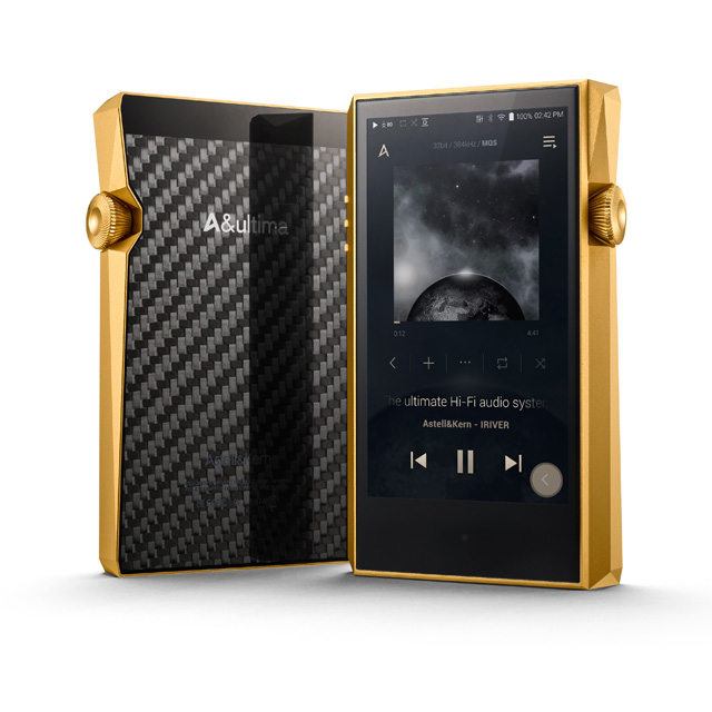 「A&ultima SP1000M Gold」