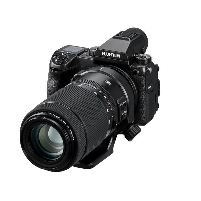 「フジノンレンズ GF100-200mmF5.6 R LM OIS WR」