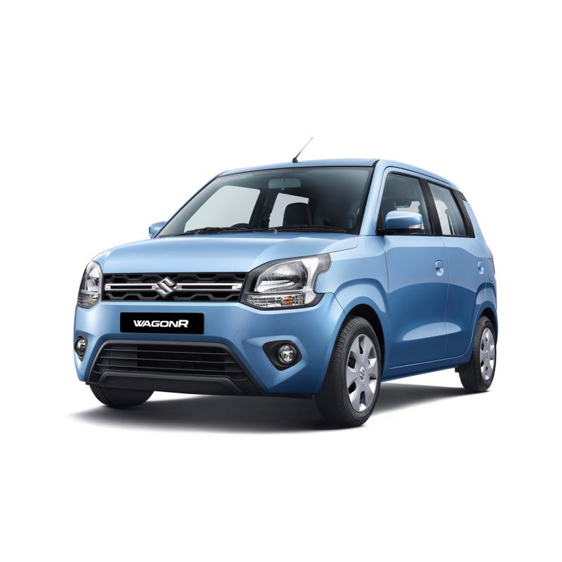 スズキのインド子会社であるマルチ・スズキは2019年1月23日(現地時間)、小型乗用車「ワゴンR」を全面改良...