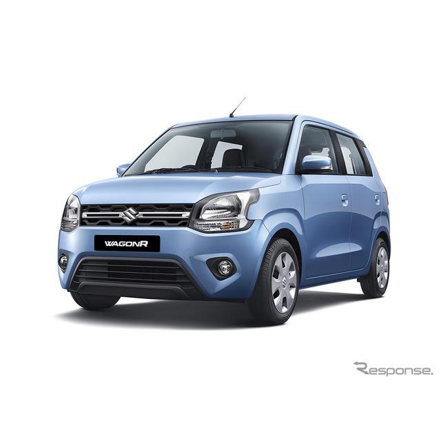 スズキのインド子会社マルチ・スズキ社は、小型乗用車『ワゴンR』を全面改良し、1月23日より販売を開始した...