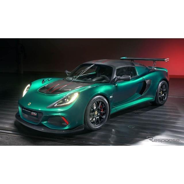 ロータス(Lotus)とウィリアムズ・アドバンスド・エンジニアリング(Williams Advanced Engineering)は1...