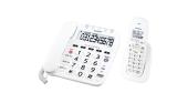 デジタルコードレス電話機「JD-V38CL」※画面はハメコミ合成です。実際の表示とは異なります。